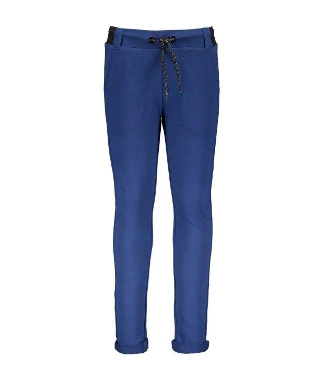 B.Nosy B-nosy Boys solid pants with elasticated wb lake blue Y109-6601 159