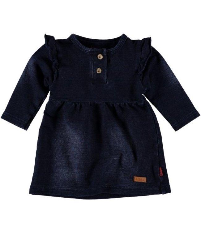 Bess Bess Dress Jogdenim Dark Wash 21304-022