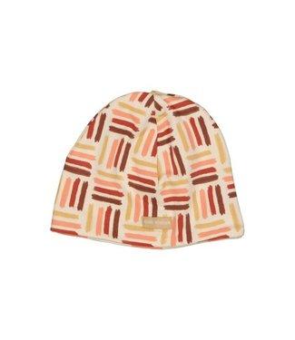 Quapi newborn Hat MILOU NBW21 AOP Multi Stripe