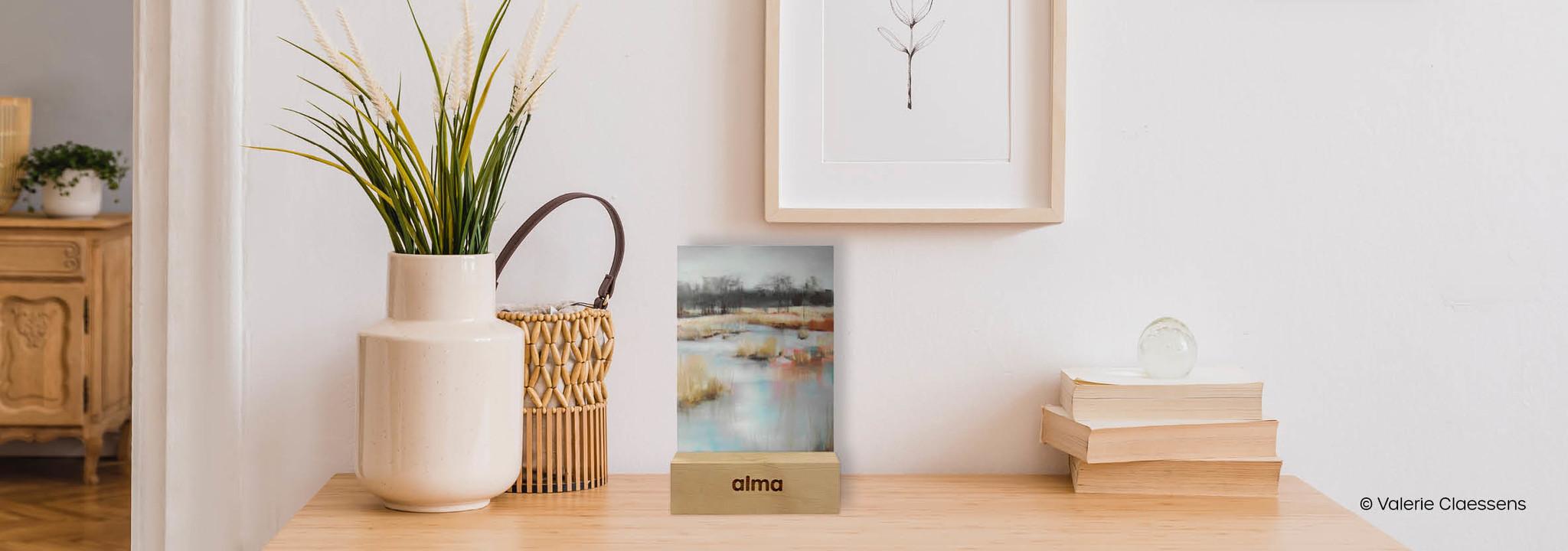 Alma bij jouw thuis