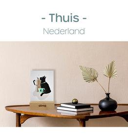 Abonnement thuis in Nederland