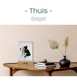 Abonnement thuis  in België