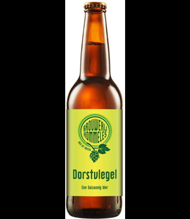 Hommeles bier - Dorstvlegel