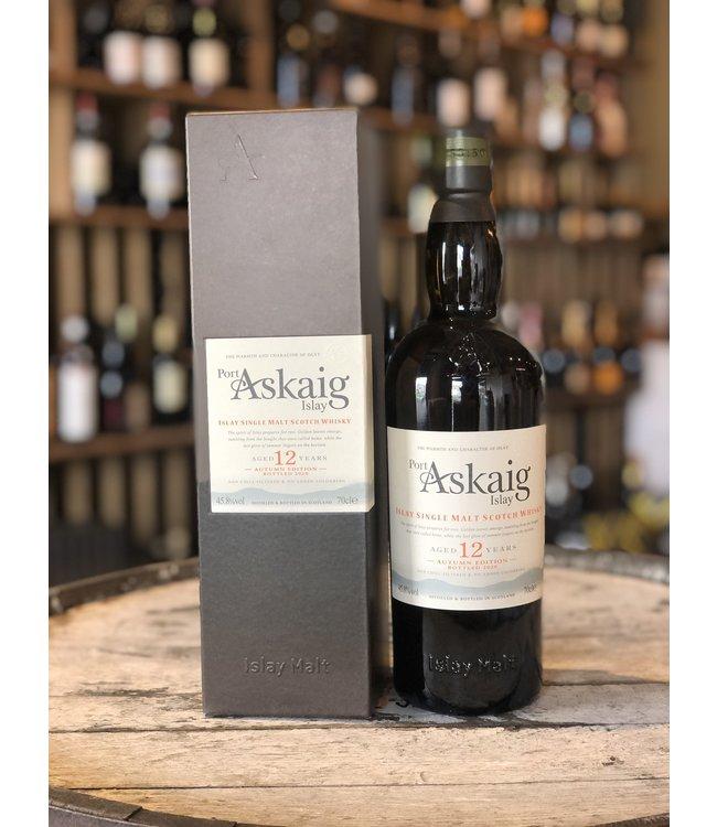Port Askaig 12 years Autumn 2020 edition