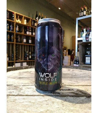 Spartacus Brewery Wolf Inside - Triple NEIPA - Spartacus