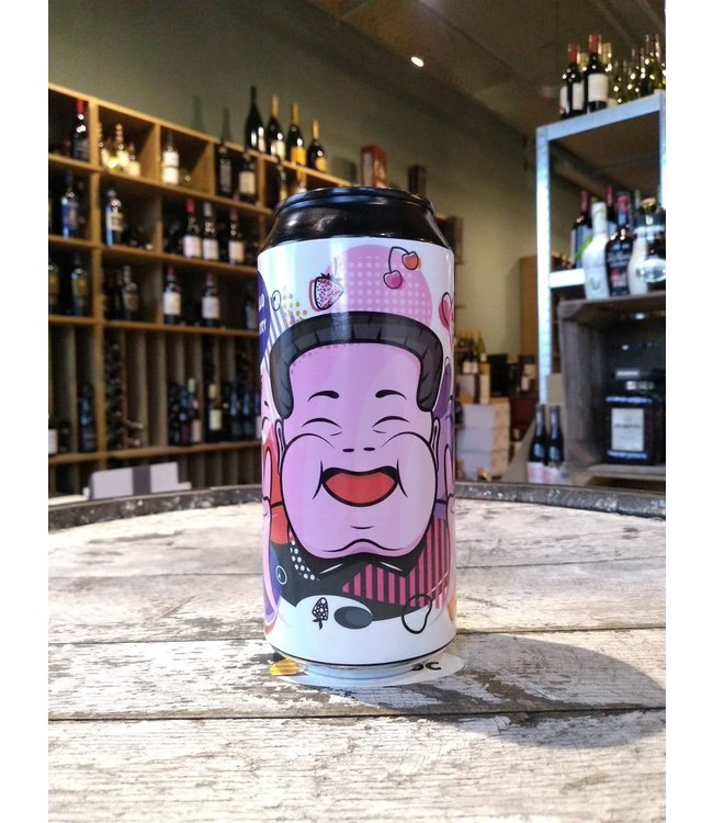 Fatty Fatty Bom Bom - Passion Brewery