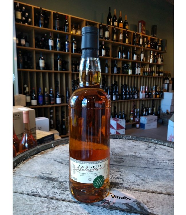 Inchgower 2007 Adelphi - Cask #801246