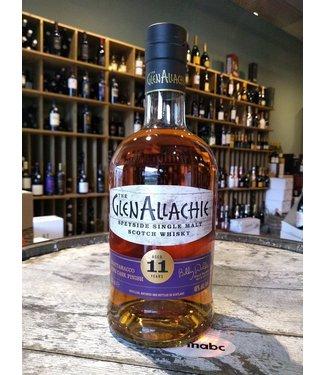 Glenallachie Glenallachie 11 years - Wine Series - Grattamacco Wine Cask Finish