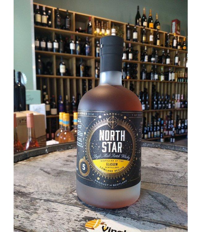 Glasgow Distillery 2016 North Star Spirits