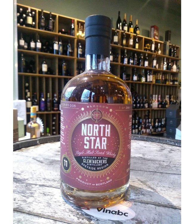 Glentauchers 11 years North Star Spirits
