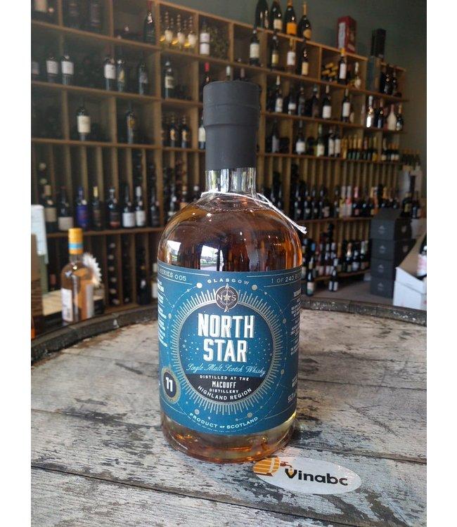 Macduff 11 years North Star Spirits