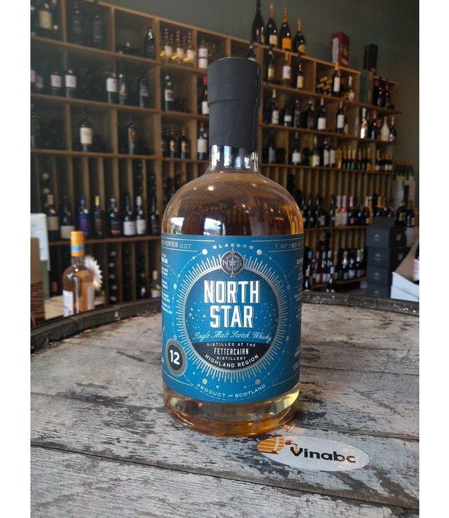 Fettercairn 12 years North Star Spirits