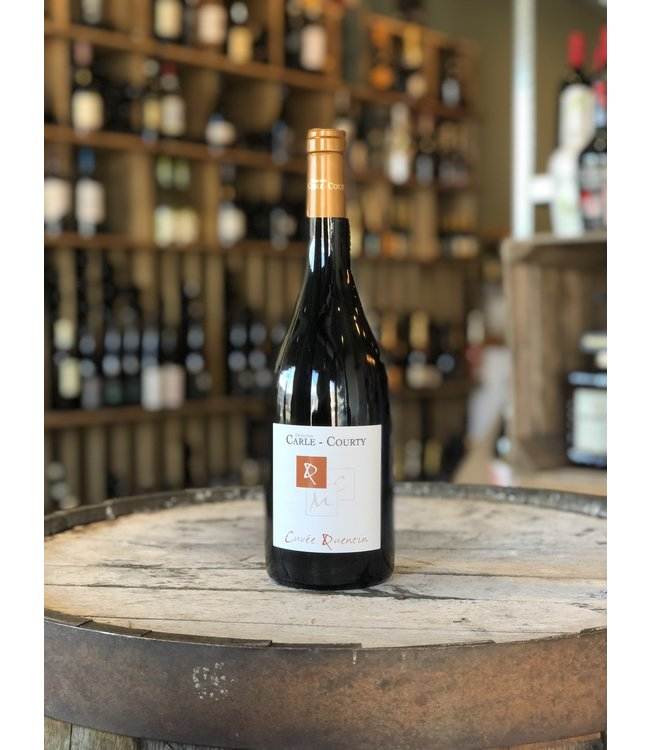 Domaine Carle Courty cuvee Quentin