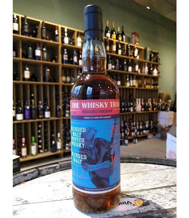 Whisky Trail Blended Malt 19 jaar 2001