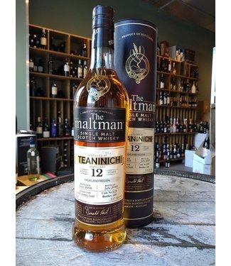 Teaninich Teaninich 2008 - 12 years - The Maltman