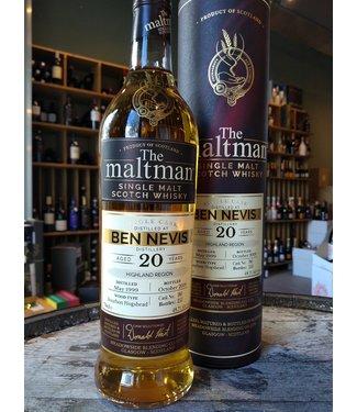Ben Nevis Ben Nevis 1999 - 20 years - The Maltman