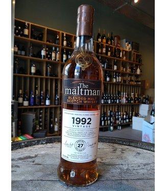 The Maltman Blended Malt Scotch Whisky 1992 - The Maltman