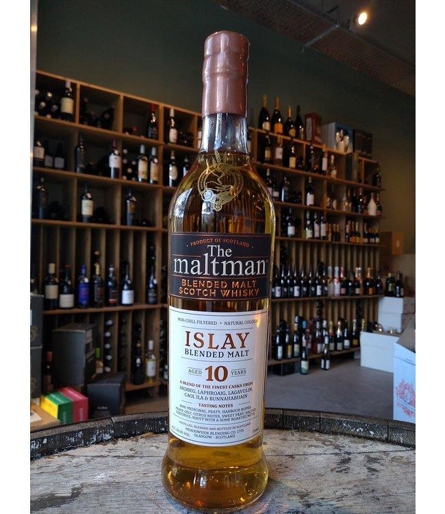 Islay Blended Malt 2010 - 10 years - the Maltman