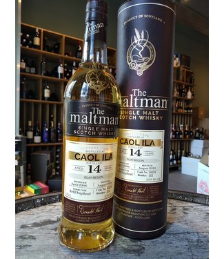 Caol Ila Caol Ila 2006 - 14 years - The Maltman