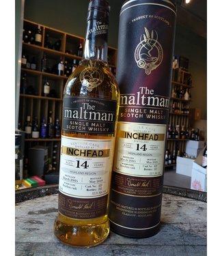 Loch Lomond Inchfad 2005 - 14 years - The Maltman