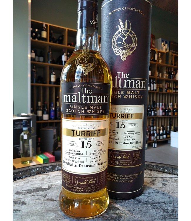 Turriff 2004 - 15 years - The Maltman