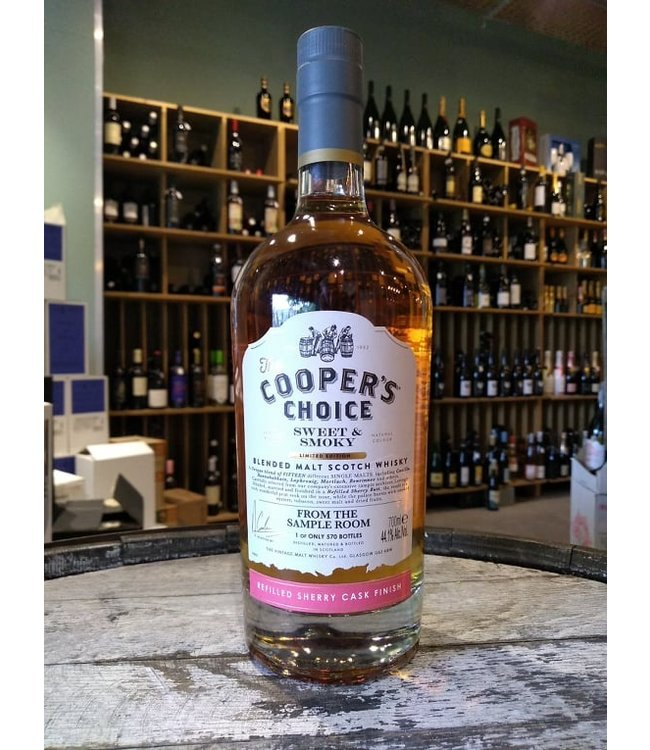 Coopers Choice - From the Sample Room