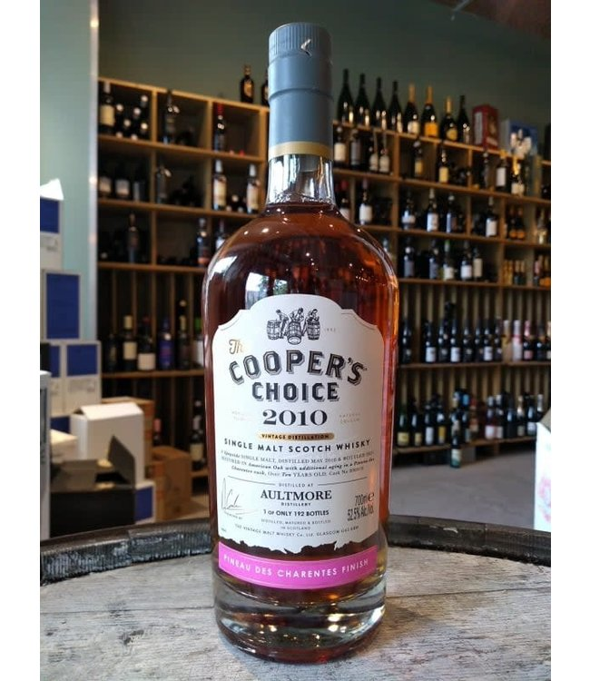Coopers Choice Aultmore 2010