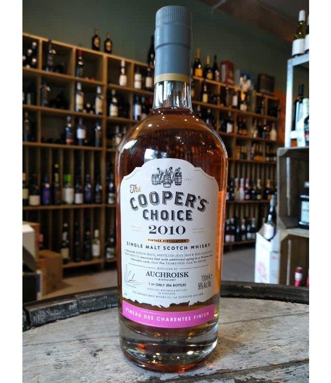 Coopers Choice Auchroisk 2010
