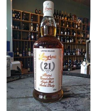 Springbank Longrow 21 years – bottled in 2019