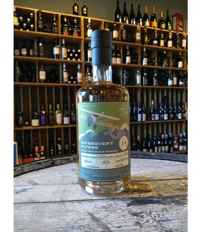Infrequent Flyer - Undisclosed Distillery Islay 2006