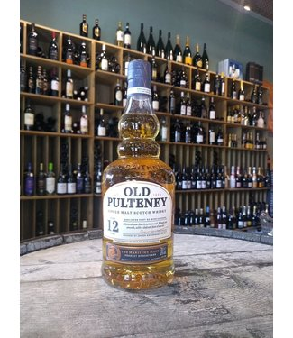 Pulteney Old Pulteney 12 yrs