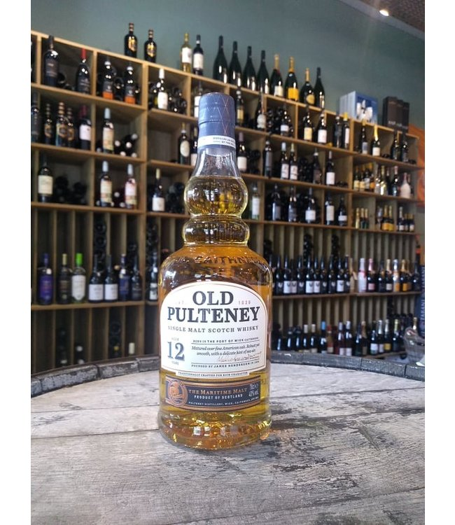 Old Pulteney 12 yrs