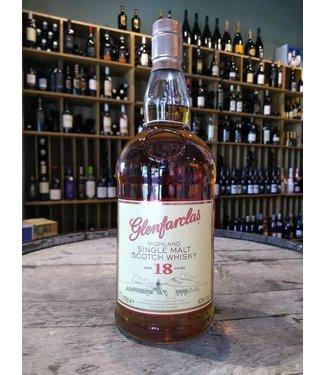 Glenfarclas Glenfarclas 18 yrs - 1 liter