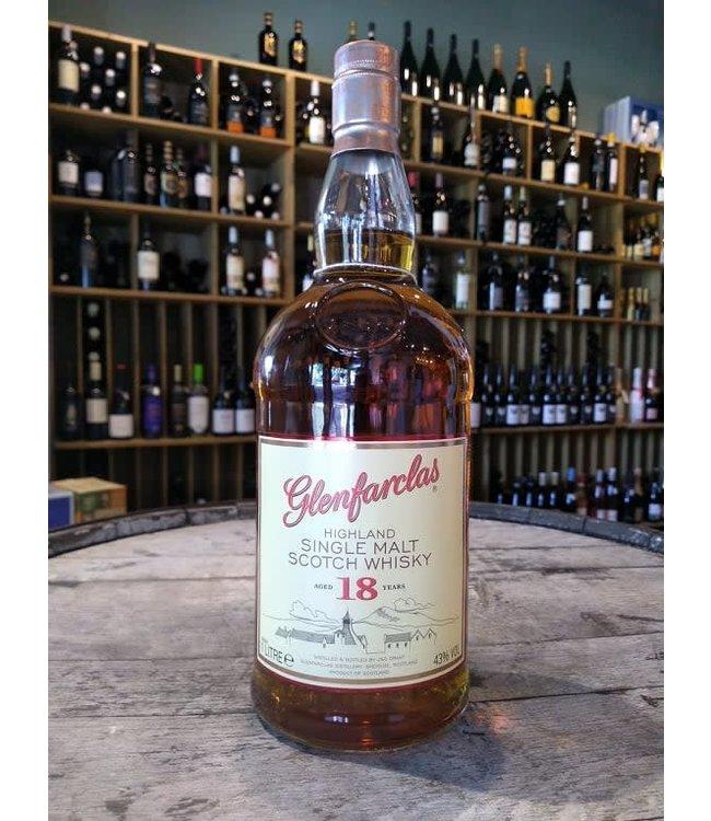 Glenfarclas 18 yrs - 1 liter