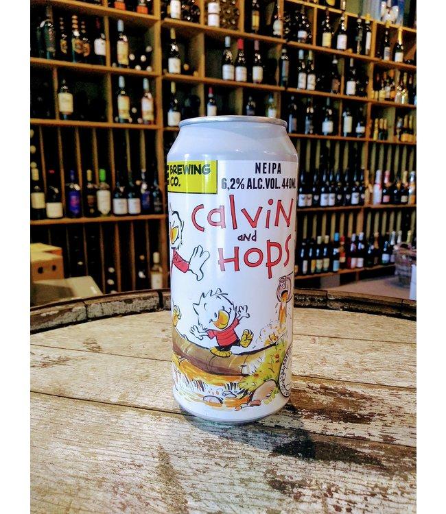 Calvin And Hops - Uiltje Brewing