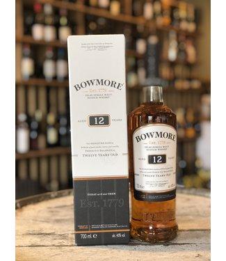 Bowmore Bowmore 12 years