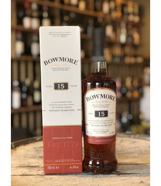 Bowmore Bowmore 15 years