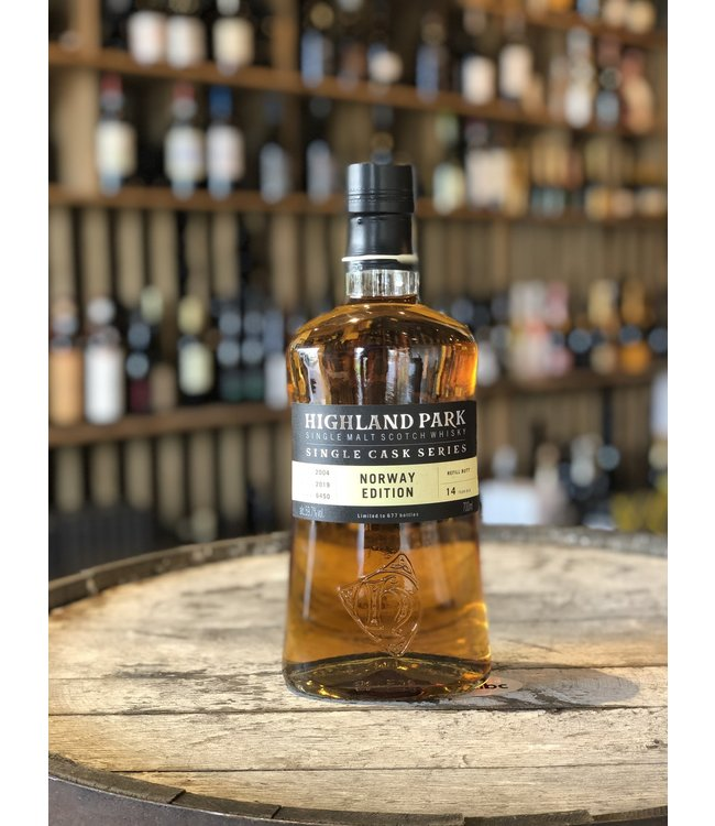 Highland Park 2004 Single Cask Norway Edition