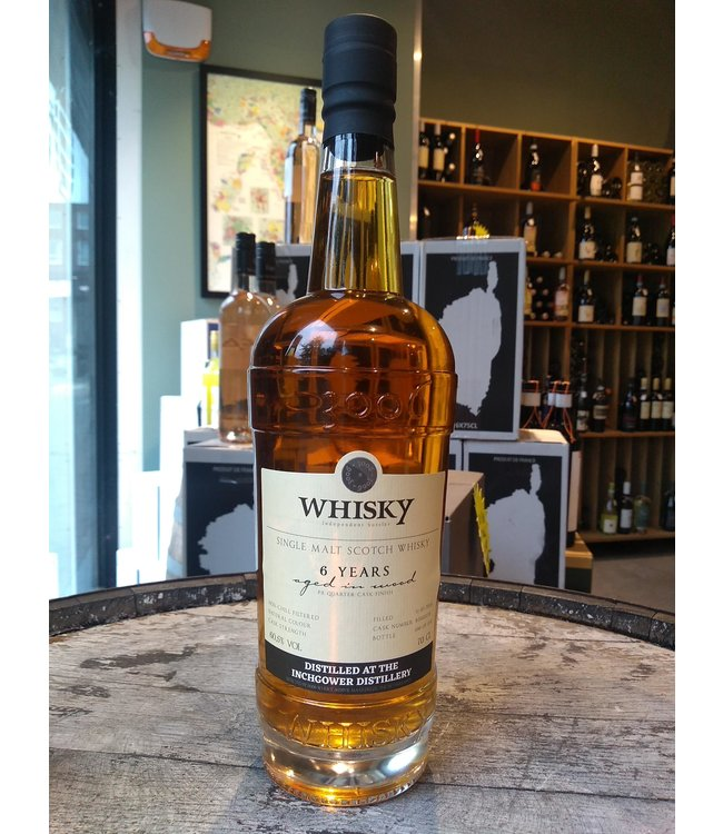 3006 Whisky - Inchgower 2015