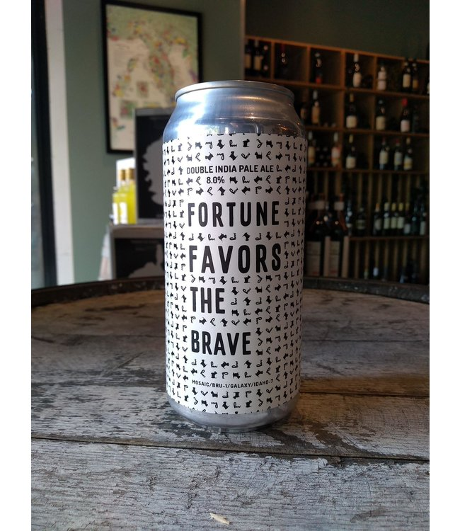 Fortune Favors The Brave - Floembier