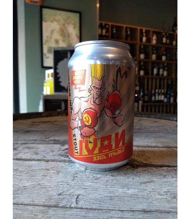 Ivan Infused - Eggens Craft Beer