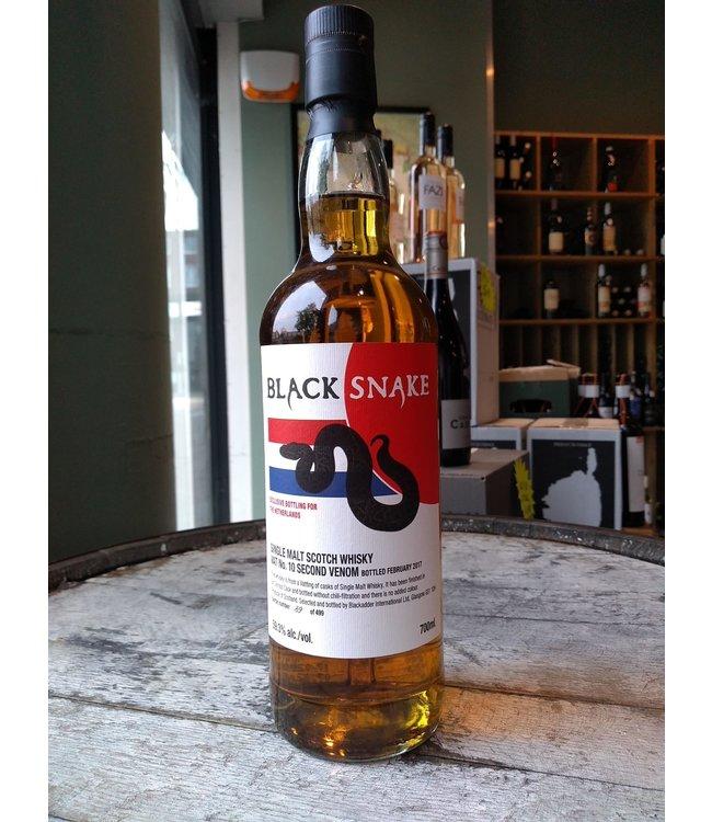 Blackadder Black Snake 2nd Venom for the Netherlands