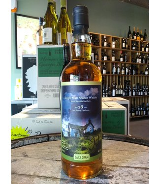 Daily Dram Secret Speyside Distillery - Aged 26 Years