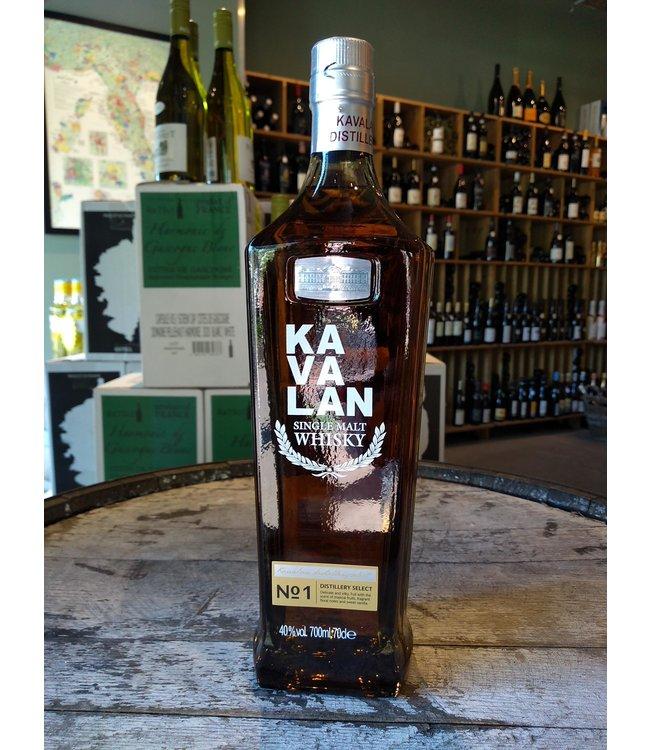Kavalan Distillery Select No. 1