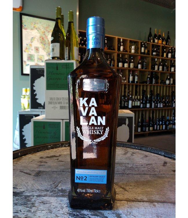 Kavalan Distillery Select No. 2