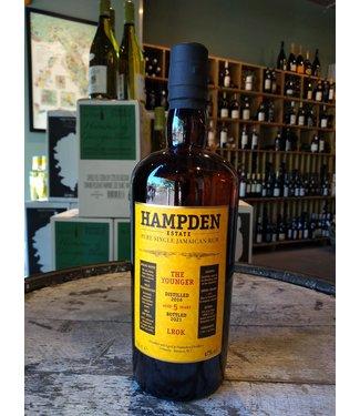 Hampden Estate HAMPDEN Estate Rum LROK The Younger 2016