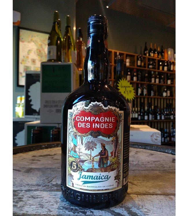 Jamaica Rum 5 years old - Compagnie des Indes