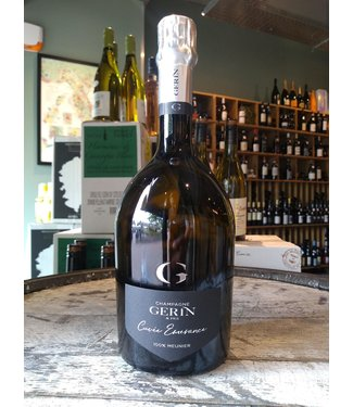 Comtesse Gerin Champagne Gerin Cuvée Emerance - 100% pinot meunier