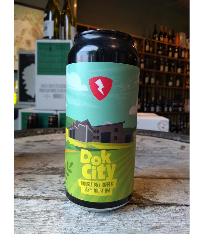 Dok City - Rock City Brewing