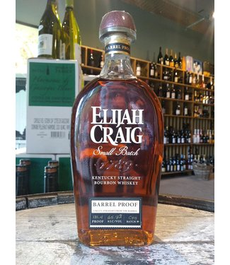 Elijah Craig Elijah Craig Barrel Proof - batch C918